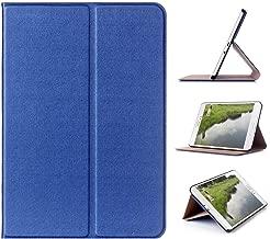 Samsung Galaxy Tab A 8.0 Case,Tab A 8.0 Case,Leather Stand Case Folio Cover for Samsung Galaxy Tab A 8 Inch T350(Wi-Fi)/ T355 (3G/LTE)(NOT FIT for TAB A8 T380 2017 Release),Dark Blue