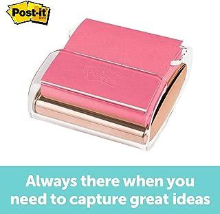 Post-it Pop-up Note Dispenser, Rose Gold, 3 in x 3 in, 1 Dispenser/Pack (WD-330-RG)