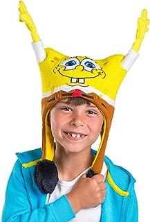 Spongebob Squarepants Kids Flipeez Action Hat Yellow