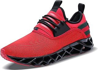 Leobtain Tennis Schuhe Herren Turnschuhe Athletisch Laufen