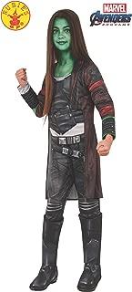 Rubie's Avengers Endgame - Gamora Deluxe Child Costume, Size L