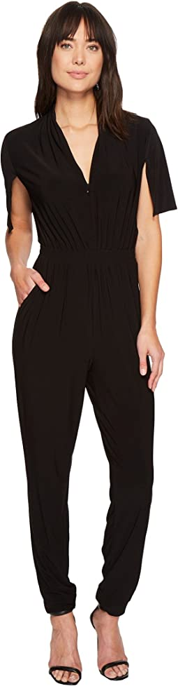 Laundry by Shelli Segal Jersey Jumpsuit