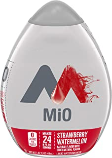 MiO Strawberry Watermelon Liquid Water Enhancer Drink Mix  (1.62 fl oz Bottle)