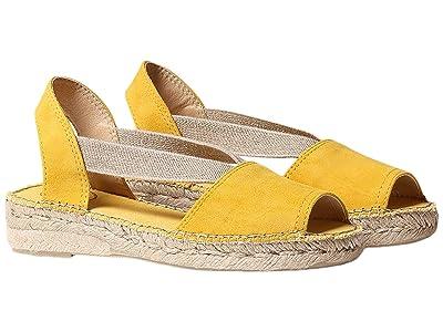 Toni Pons Ella (Yellow) Women