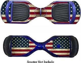 american flag hoverboard skin