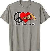 eat pizza love