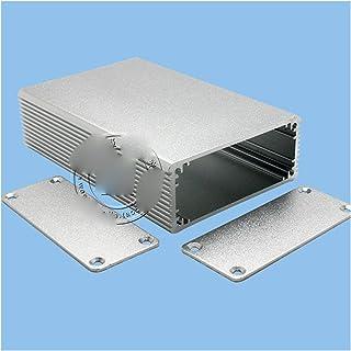 CHENZHIYU CZYU 100x66x27mm Silvery Aluminum Enclosure PCB Shell Cooling Box Case DIY Instrument