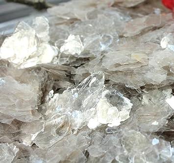#311-4347 1//4 oz Cream White Meyer Imports Natural Mica Flakes