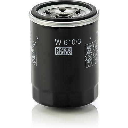 Original Mann Filter Ölfilter W 610 3 Für Pkw Und Nutzfahrzeuge Auto