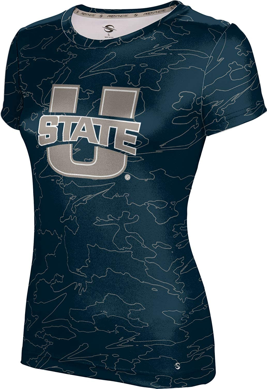 ProSphere Utah State University Girls' Performance T-Shirt (Topography)