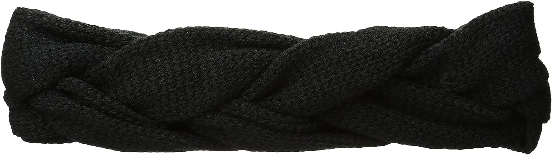 RAMPAGE Women's Knit Braid Headwrap