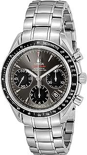 [オメガ] 腕時計 スピードマスター グレー文字盤 自動巻 クロノグラフ 323.30.40.40.06.001 並行輸入品 シルバー