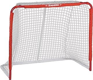 Franklin Sports Hockey Goal - NHL - Steel - 50 x 42 Inches