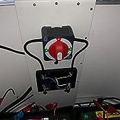 Bep Marine 771-S Commutateur de batterie 1-2-2 Off Na/útica