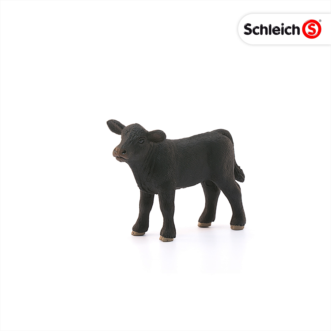 Schleich 13880-Ferme Black Agnus veau-article NEUF