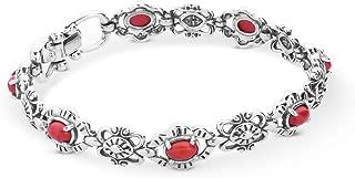 coral bracelet for babies