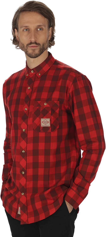 Regatta - Camisa de Manga Larga Modelo Loman para Hombre (L ...