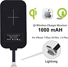 Nillkin Qi Wireless Charger Receiver - Ultra Thin Magic Tag Wireless Charging Receiver Patch Module Chip for for iPhone 7 ...