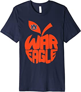 Auburn Tigers Slogan Inside Apple T-Shirt - Apparel
