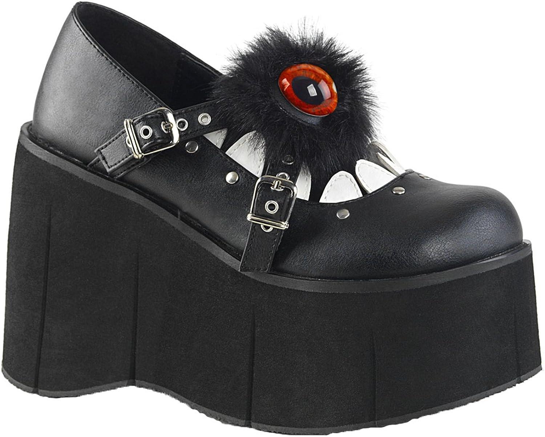 Demonia Womens KERA-11 B-WVL Sandals