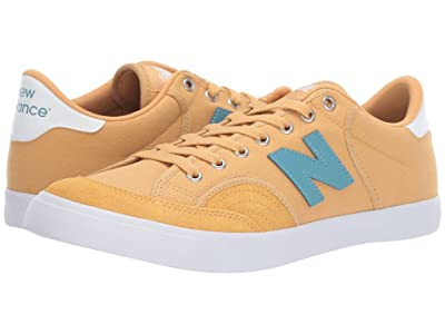 New Balance Numeric NM212 (Yellow/Stone Blue) Men