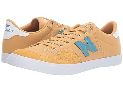 New Balance Numeric NM212 (Yellow/Stone Blue) Men