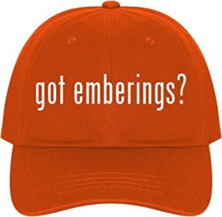 The Town Butler got Emberings? - A Nice Comfortable Adjustable Dad Hat Cap