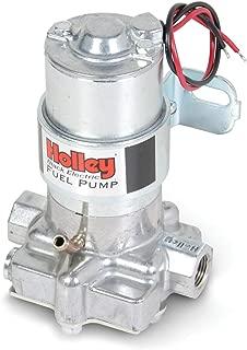 Holley 712-8151 Black Electric Marine Fuel Pump