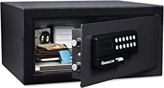 Sentry Safe HL100ES Electronic Card Access Safe with 31L Capacity - Black