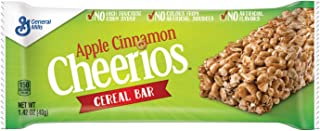 Apple Cinnamon Cheerios Cereal bar, 96Count