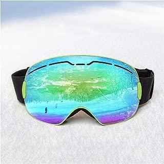 polycarbonate ski goggles