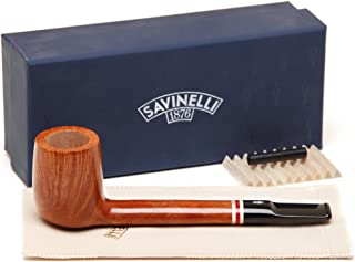 Savinelli Ontario Natural 803 KS Tobacco Pipe