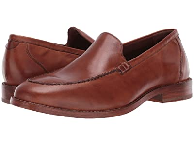 Cole Haan Feathercraft Grand Venetian (British Tan) Men