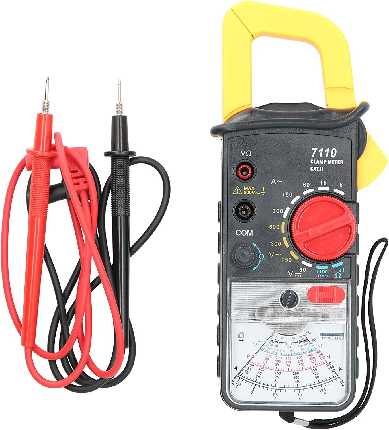 Clamp Meter Multimeter Accurate Voltage Analog Handheld Super popular specialty Cheap super special price store