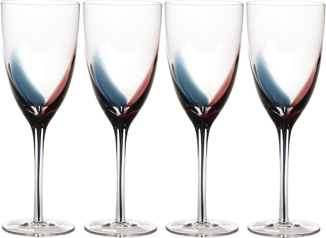 Mikasa Kya White Wine Glass 11 5 Ounce Set Of 4