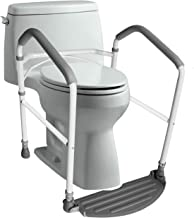 folding toilet frames disabled
