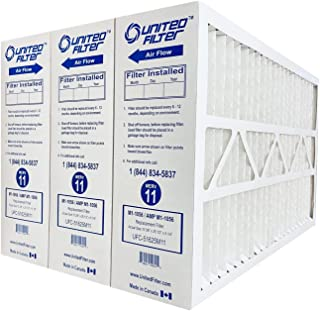M1-1056 Generic/Replacement Furnace Filter (15-3/8 x 25-1/2 x 5-1/4-Inch) - Case of 3