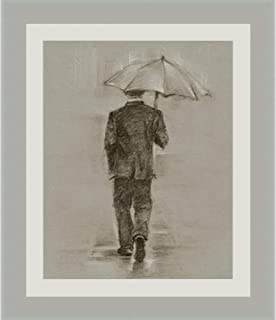 First Avenue Art & Framing Home Decor | Quality Framed Artwork | Interior Accents | Rainy Day Rendezvous II - Fashion (26