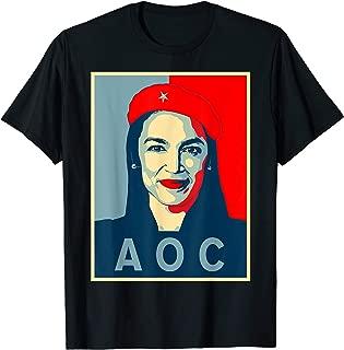 Alexandria Ocasio-Cortez T Shirt Hope Obama Change TShirt