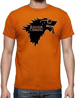 The Fan Tee Camiseta de Hombre Juego de Tronos Winter is Comming Summer Divertidas