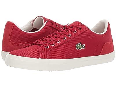 Lacoste Lerond 219 1 CMA (Red/Off-White) Men