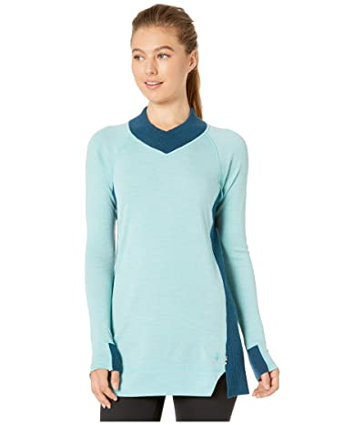 Smartwool Merino 250 Trend Tunic (Nile Blue Heather) Women