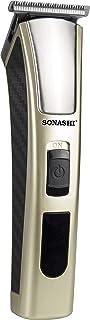 Sonashi Rechargeable Hair Clipper (Gold-Black) SHC-1049