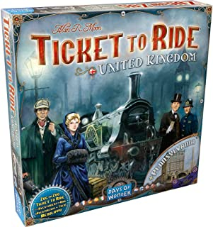 Ticket to Ride - UK/Pennsylvania