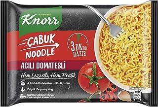 Knorr Acılı Domatesli Çabuk Noodle 67G