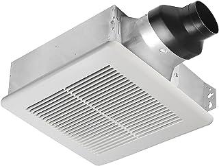 DELTA ELECTRONICS (AMERICAS) LTD. SLM100 Bath Fan, 100 CFM, Silver