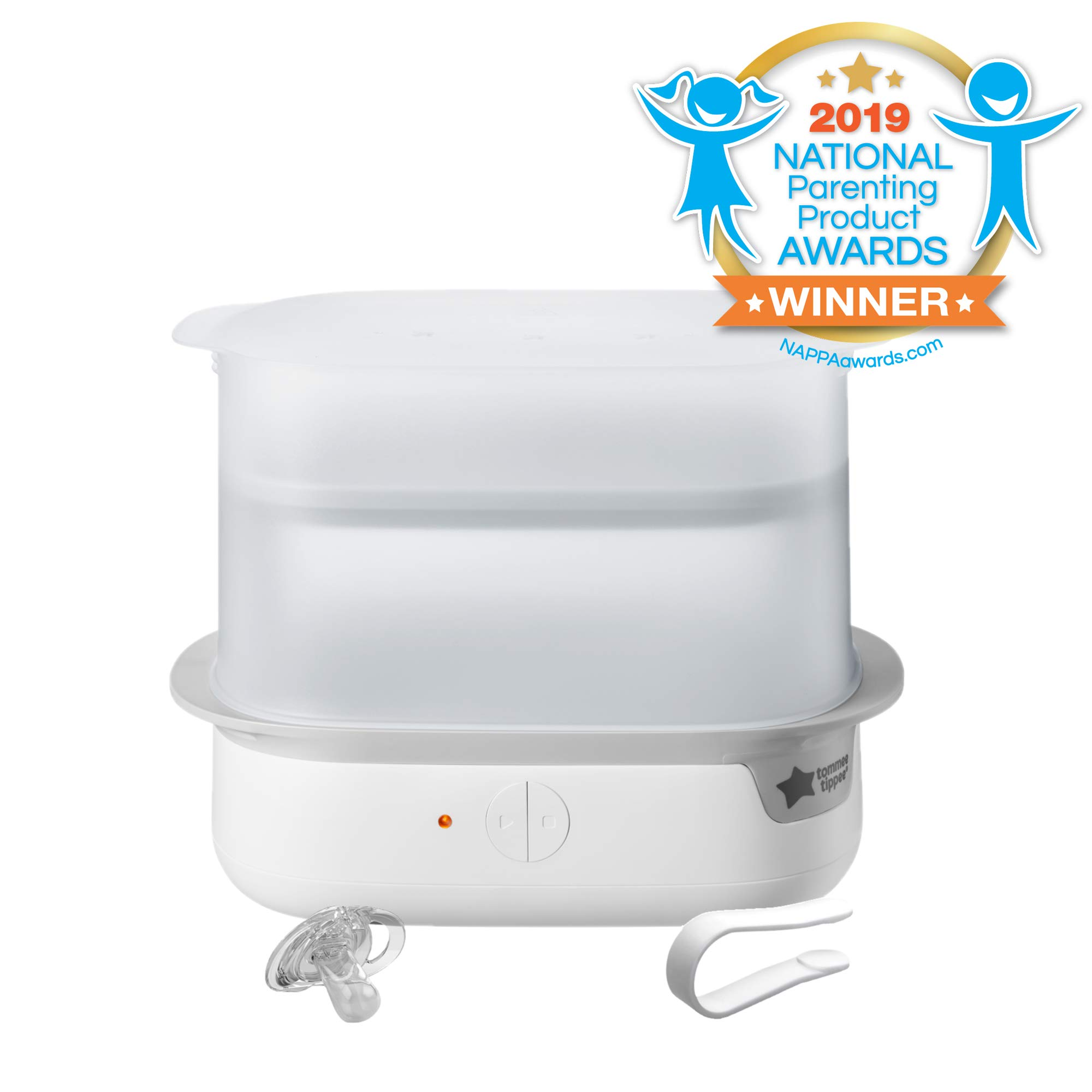 Improved Tommee Tippee Steri Steam Sterilizer