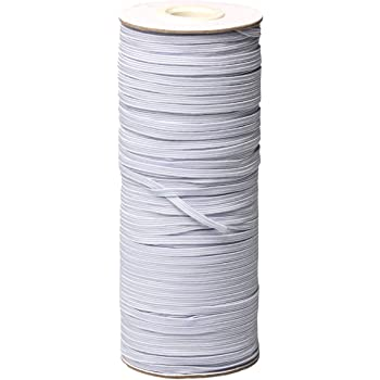 Amazon Com Top Hunter White 120 Yards Length 1 8 Width Braided