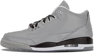 Air Jordan Retro 3 III 5LAB3 Reflective Silver - Black Mens 14