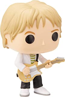 Funko- Pop Figura de Vinilo: Música: The Police-Andy Summers Coleccionable, Multicolor (40088)